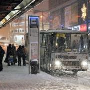 Seznamování řidičů autobusů